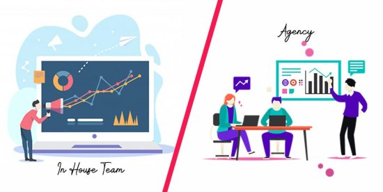Marketing in-house hay Agency niềm tin nên đặt ở đâu?